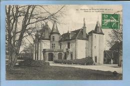 Senonches (28) Le Château De Tardais 2 Scans 03-11-1912 - France