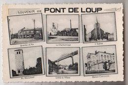 Cpsm Pont De Loup  Souvenir - Aiseau-Presles