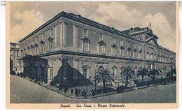 NAPOLI    VIA  FORIA  E  MUSEO  NASIONALE    TBE     IT683 - Napoli (Naples)