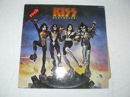 N° 71004 KISS. Destroyer. - Rock