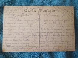 """Carte Postale Du Front écrite En 1916 """" Bien Lire Le Texte ! - 1914-18"""