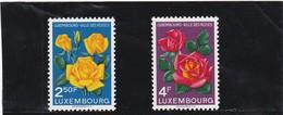 L 139 - Luxembourg - Prifix N° 549 Et 550 Neufs Sans Charnière ** - Luxemburg