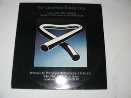 N°  202618 MIKE OLDFIELD/ DAVID BEDFORD. The Orchestral Tubular Bells. - Instrumental