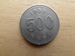 Koree  Du Sud  500  Won  1995  Km 35.2 - Corée Du Sud