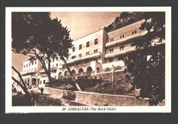 Gibraltar - The Rock Hotel - Gibraltar