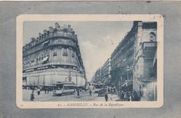 13 / MARSEILLE / RUE DE LA REPUBLIQUE / COSTA 21 - Old Port, Saint Victor, Le Panier