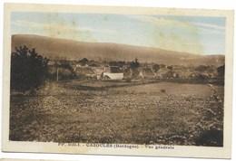 24-CAZOULES-Vue Générale... - Sonstige Gemeinden