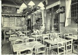 Zeebrugge - Môle -- Hôtel De La Victoire - Sa Taverne Ardennaise.     (2 Scans) - Zeebrugge