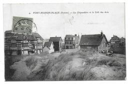 FORT MAHON PLAGE - La Chipaudière Et Le Café Des Arts - Fort Mahon