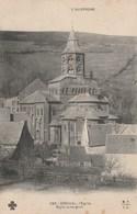 Dép. 63. -  ORCIVAL, L'Eglise Style Auvergnat. M.T.I.L. Trèfle à 4 Feuilles N° 283 - France
