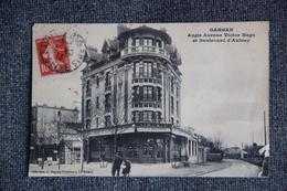 GARGAN - Angle Avenue Victor HUGO Et Boulevard D'AULNAY - Livry Gargan