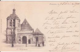 CPA -  PONTOISE - 6. Notre Dame - Pontoise