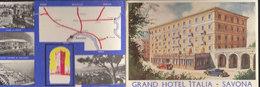 °°°  SAVONA / GRAND HOTEL  °°°   REF SEPT. 18  / N° 7395 - Savona