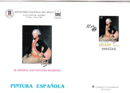 España Sobre Entero Postal Nº 35 - Enteros Postales