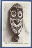 CPA Océanie Masque Ethnic Ethnique Non Circulé Nouvelle Guinée - Other