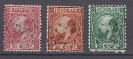 NETHERLANDS 1867 - King William III - 1852-1890 (Wilhelm III.)