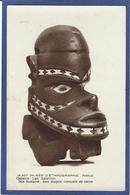 CPA Océanie Masque Ethnic Ethnique Non Circulé Iles Salomon - Solomon Islands