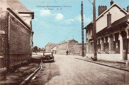 VILLERS BRETONNEUX   (Somme)  -  La Poste - Villers Bretonneux