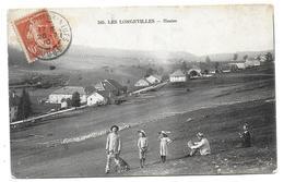 LES LONGEVILLES - Hautes - France