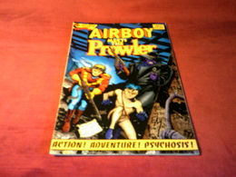 AIRBOY MEETS THE PROWLER     No 1 - DC