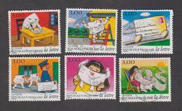 France Oblitérés - N° 3060 à 3065 - 1997 - TB - Oblitérés