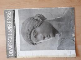 Official Magazine 1936 Berlin Olympic Games Olympische Spiele 1936 No.11 - Bücher