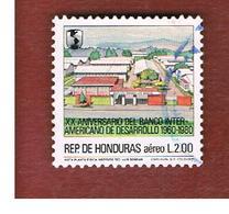 HONDURAS   - SG 1025   - 1983  L. BORGRAN INSTITUTE  - USED - Honduras