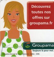 Magnets Magnet Groupama - Advertising
