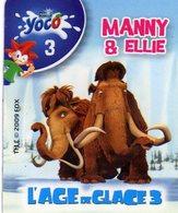Magnets Magnet Cinema L'age De Glace 3 Yoco - Magnets