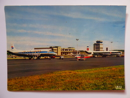 AIRPORT / FLUGHAFEN / AEROPORT   DINARD PLEURTUIT  VISCOUNT AIR INTER - Aerodromes