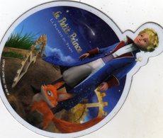 Magnets Magnet Cinema Le Petit Prince La Planete Du Temps - Unclassified