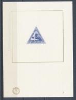 Nederland/Netherlands/Pays Bas/Niederlande 2009 Blauwdruk Nvph: BD 7 (PF/MNH/Neuf Sans Ch/**)(3762) - Periode 1980-... (Beatrix)