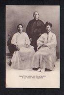 Cambodge Indochine,Viet Nam,Corée / Jeune Prêtre Coréen,son Père Et Sa Mère - Cambodia