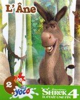 Magnets Magnet Cinema Shrek 4 L'ane Yoco - Non Classés