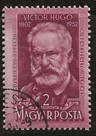 Hongrie 1952 N°Y.T. :  PA. 133 Obl. - Luftpost