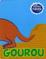 Magnets Magnet Petits Filous Kangourou - Advertising