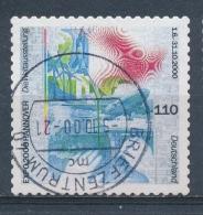 Duitsland/Germany/Allemagne/Deutschland 2000 Mi: 2112 Yt: 1939 (Gebr/used/obl/o)(3768) - Gebruikt