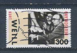 Duitsland/Germany/Allemagne/Deutschland 2000 Mi: 2100 Yt: 1932 (Gebr/used/obl/o)(3769) - Gebruikt