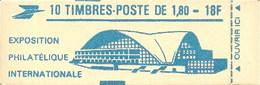 """CARNET 2220-C 3 Liberté De Delacroix """"PHILEXFRANCE 82"""" Couleur Bleu De France, Fermé, Parfait état Bas Prix RARE - Libretas"""
