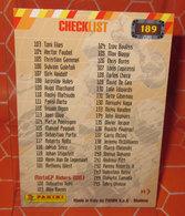 CHECK LIST MOTO GP PANINI TRADING CARDS 2003 PART 2 - Motori