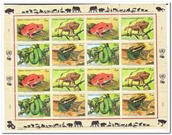 Geneve 2006, Postfris MNH, Frogs, Snakes, Amphibies - Genève - Kantoor Van De Verenigde Naties