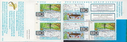 Netherlands MNH Booklet - Environment & Climate Protection