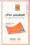 MEXICO - HSBC Bank/Poe Piedad, Chip IN4, 11/05, Used - Mexico