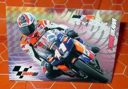 MOTO GP PANINI 2003 TOHRU UKAWA 48 - Motori
