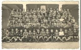 """1082 """"ANNO SCOLAST. 1946-1047-FOTO GENERALE-ORATORIO M. AUSILIATRICE- VALDOCCO-FOTO S. G.BOSCO """" FOTOCART. OR. NON SPED. - Persone Identificate"""