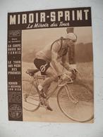Le Miroir Du Tour N°370 > 13.7.1953 Vélo-Ruby-Football-Athlétisme-Boxe- Grands Nom De Cette époque Coupe Davis De Tennis - Sport