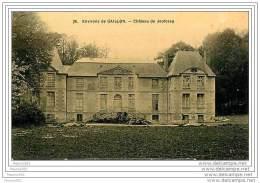 27  Environs De GAILLON - Chateau De Jeufosse - Otros Municipios