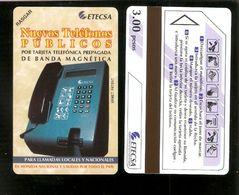 CUBA  Magnetic URMET Phonecard MINT - Cuba