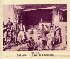 Chromo, Image, Vignette : Syrie, Antioche, Four De Boulanger (6 Cm Sur 7 Cm) - Vieux Papiers