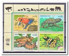 Wenen 2006, Postfris MNH, Frogs, Snakes, Amphibies - Wenen - Kantoor Van De Verenigde Naties